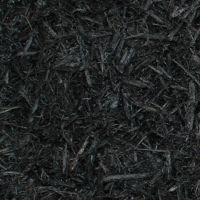 Black Wood Mulch