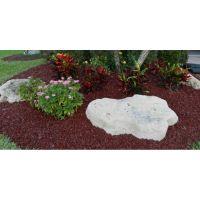 Brown Landscape Rubber Mulch Customer Photo 2