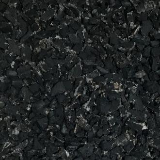 Natural Black Rubber Mulch